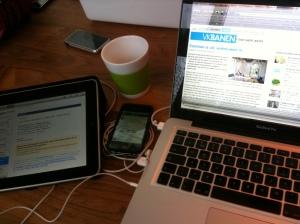 Apple is blij met mijn HNW werk stijl
