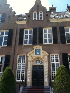 Maarten Maartenshuis - zonheuvel