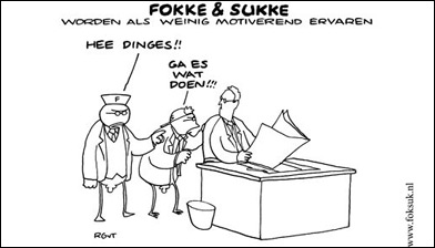Cartoon Fokke en Sukke