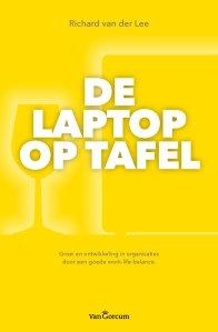 Cover van De Laptop op tafel