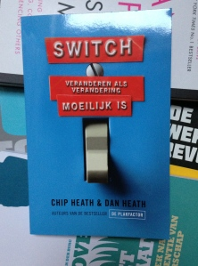 Foto van Cover Switch Chip & Dan Heath